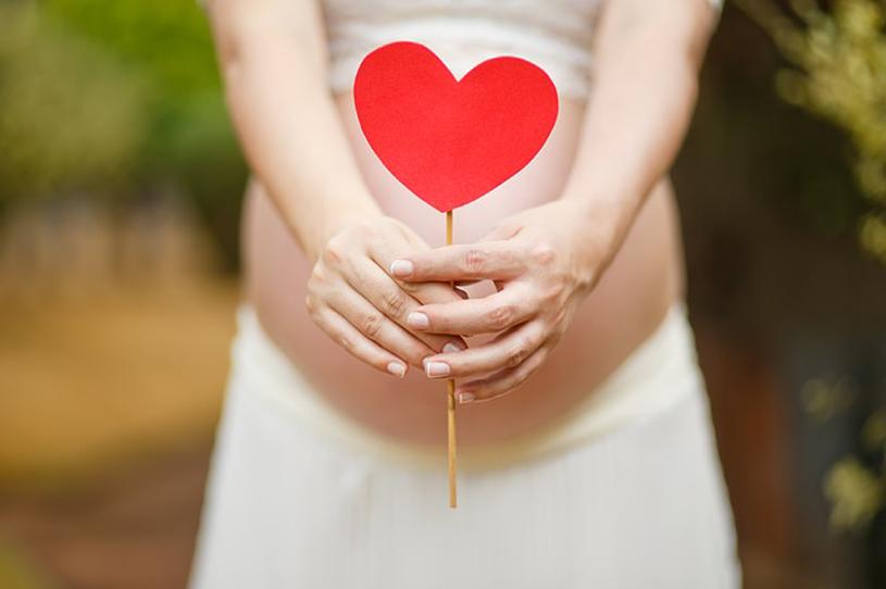 piel en el embarazo
