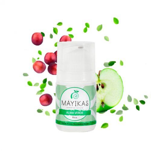 Crema Facial Regeneradora ALma Verde Rica